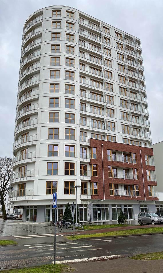 Kontrowersje wokół wieżowca przy ul. Wojska Polskiego