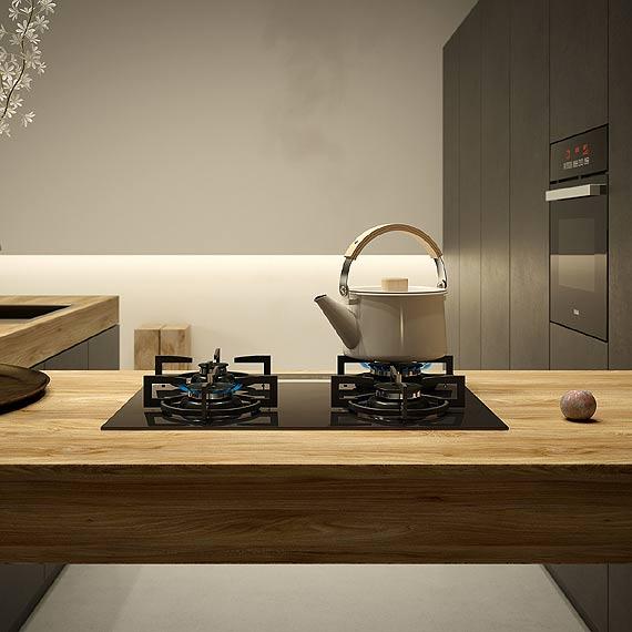 Mała wyspa kuchenna twoich marzeń  – te 3 elementy uwzględnij konieczne!