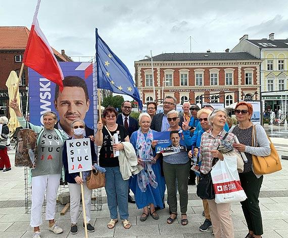 44  osoby utworzyły świnoujski Komitet Poparcia Rafała Trzaskowskiego