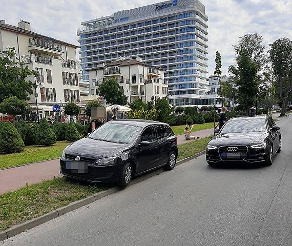 W dzielnicy nadmorskiej panuje wolność parkowania?!