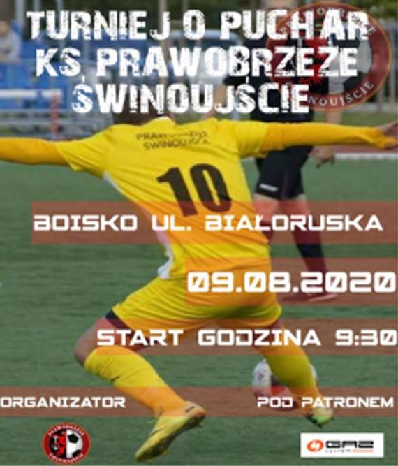 Turniej piłkarski KS Prawobrzeże Świnoujście