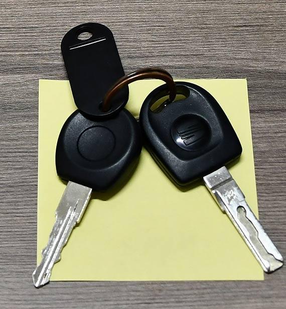 Czyje kluczyki?