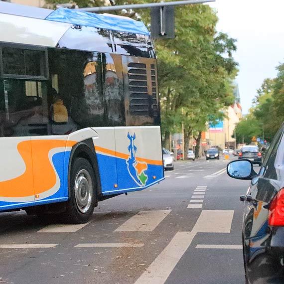 Czy autobusy utrzymają styl? Nowe i stare logo Świnoujścia