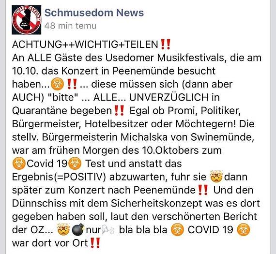 Ryzykowna podróż Barbary Michalskiej do Peenemünde. Niemieccy internauci: to nieodpowiedzialne zachowanie!