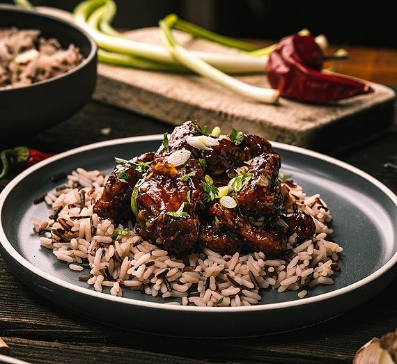 Przepis kulinarny marki Britta Kurczak Generała Tso