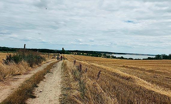 Wokół Zalewu Szczecińskiego i brzegiem Bałtyku – 23 nowe rowerowe kilometry