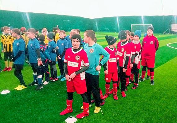 Kolejny turniej w którym uczestniczą dzieci z klubu Prawobrzeże Świnoujście