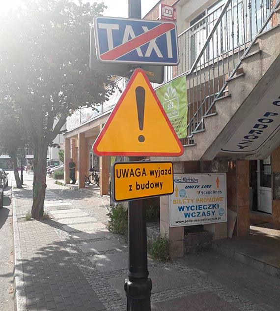 Mieszkaniec: Te znaki zagrażają bezpieczeństwu przechodniów!