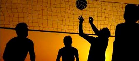 Zaproszenie do udziału w turnieju piłki plażowej w niedzielę 18 lipca na boiskach przy Centrum Ratowników