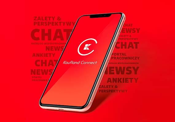 Kaufland sięga po cyfrowe narzędzia także w komunikacji wewnętrznej