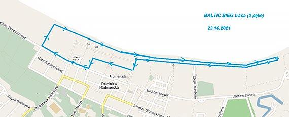 W dniu 23 października zapraszamy dorosłych, do udziału w biegu na 10 km