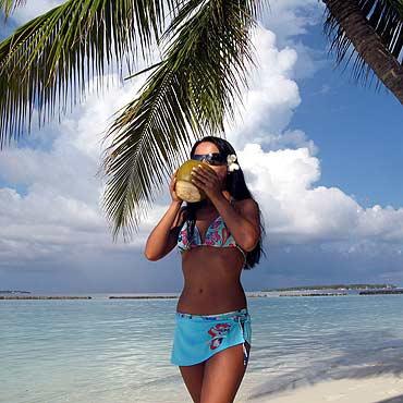 Malediwy - Raj na ziemi